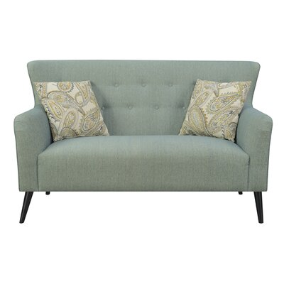 Kincer Button Tufting Settee