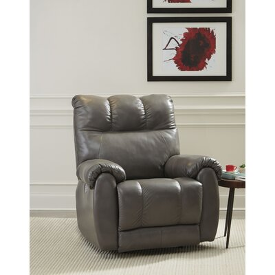 Claus Recliner Reclining Type: Manual, Motion Type: Rocker