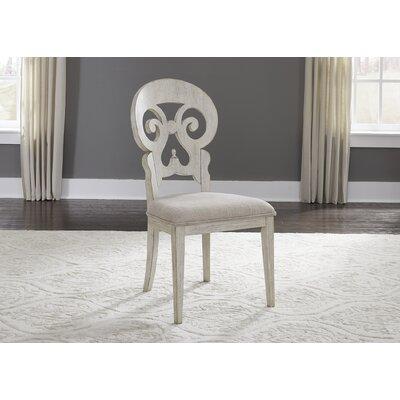 Konieczny Splat Back Upholstered Dining Chair