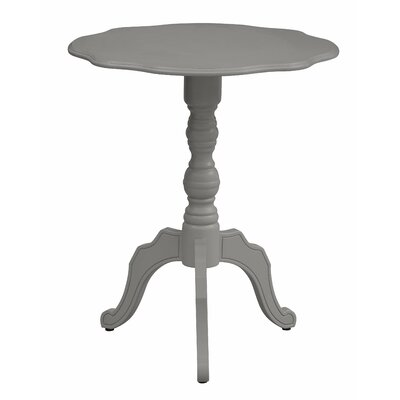 Kirkley Scalloped End Table