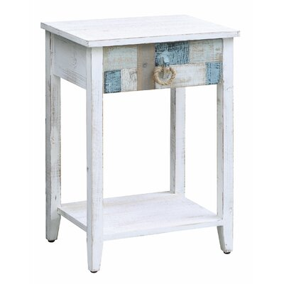 Harrel End Table with Storage