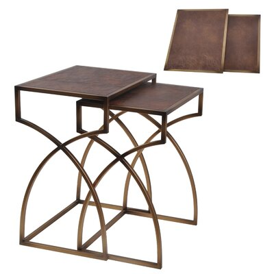 Verda 2 Piece Nesting Tables