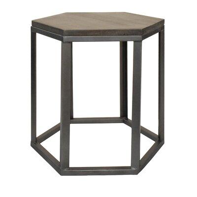 Dieter Hexagon End Table