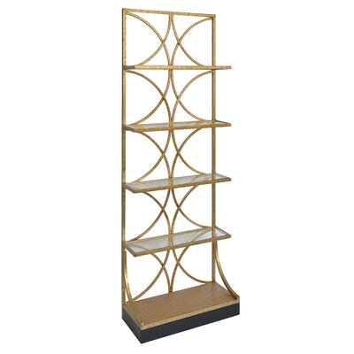 Vicennia Etagere Bookcase Product Picture 391