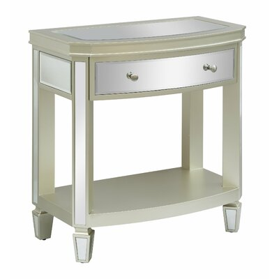 Greenhill End Table with Storage