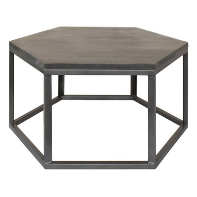 Dieter Hexagon Coffee Table
