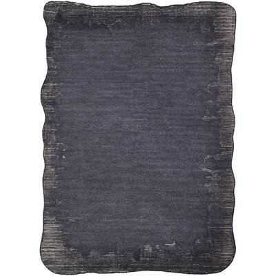 Digennaro Floral Taupe/Aqua Indoor/Outdoor Area Rug Rug Size: Rectangle 23 x 46