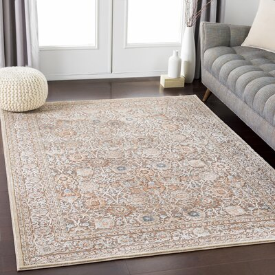 Eaker Aqua/Navy Area Rug Rug Size: Rectangle 68 x 96