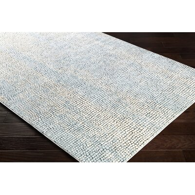 Eakes Black/Beige Area Rug Rug Size: Rectangle 67 x 96