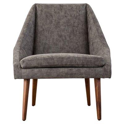 Castiglione Side Chair Upholstery: Kalahari Gray