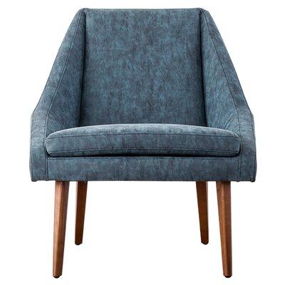 Castiglione Side Chair Upholstery: Kalahari Blue