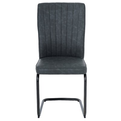Gilkes Upholstered Dining Chair Upholstery: Element Black