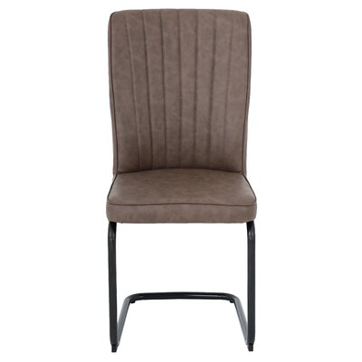 Gilkes Upholstered Dining Chair Upholstery: Element Brown