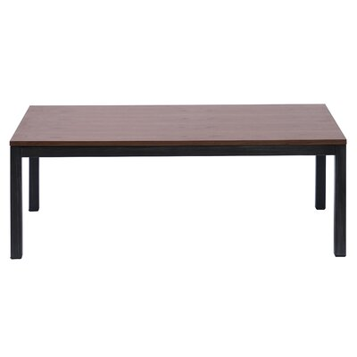 Dimaggio Coffee Table Finish: Brushed Gray