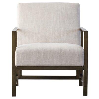 Haakenson Armchair Upholstery: Shortbread