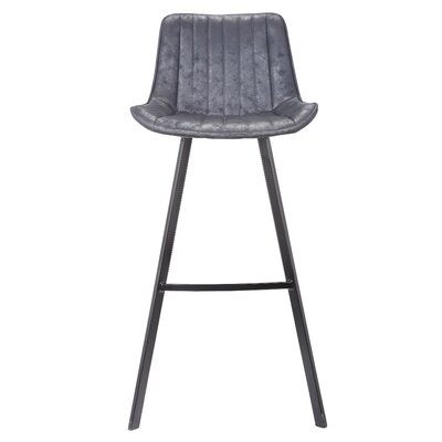 Gilder Fabric 31.5 Bar Stool