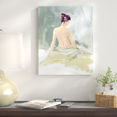 'Nude I' Print on Canvas ETHH6693 45789338