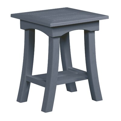 Clabaugh End Table Frame Color: Slate Gray