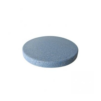 Matrix Table Top Finish: Blue, Size: 24 L x 24 W