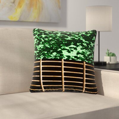 Trebam Stabla Outdoor Throw Pillow Size: 16 H x 16 W x 5 D