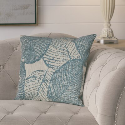 Piner Woven Decorative Pillow Cover Color: Teal