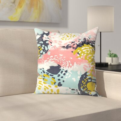 Charlotte Winter Athena Throw Pillow Size: 14 x 14