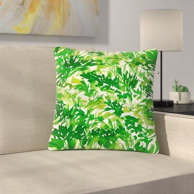 Ebi Emporium Size: 16 H x 16 W x 5 D, Color: Green/White