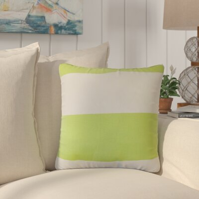 Steffen Stripes Cotton Throw Pillow
