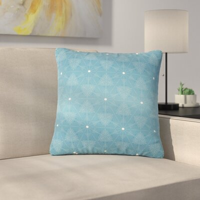 Angelo Cerantola Celestial Outdoor Throw Pillow Size: 16 H x 16 W x 5 D