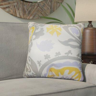 Wickson Geometric Cotton Throw Pillow