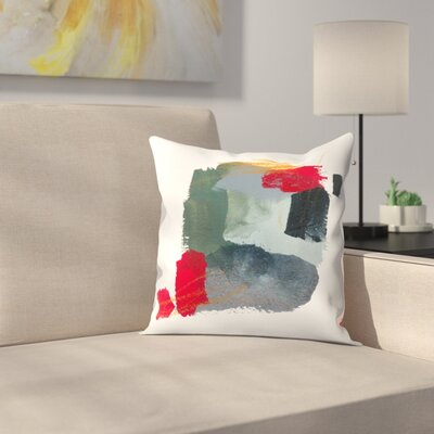 Olimpia Piccoli Little Soldier I Throw Pillow Size: 14 x 14