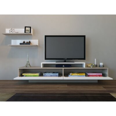 Pritts 71 TV Stand Color: Cordoba