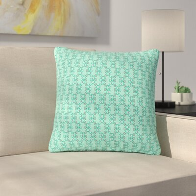 Holly Helgeson Mod Pod Pattern Outdoor Throw Pillow Size: 18 H x 18 W x 5 D