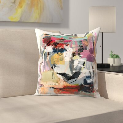 Olimpia Piccoli Pop Throw Pillow Size: 18 x 18