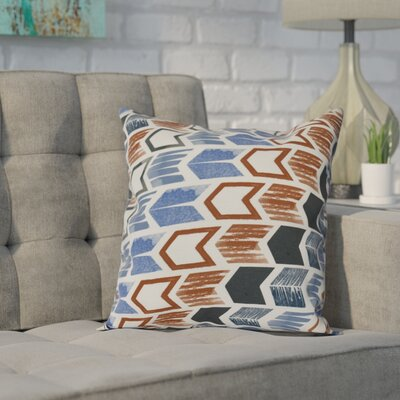 Waller Throw Pillow Size: 20 H x 20 W, Color: Gray