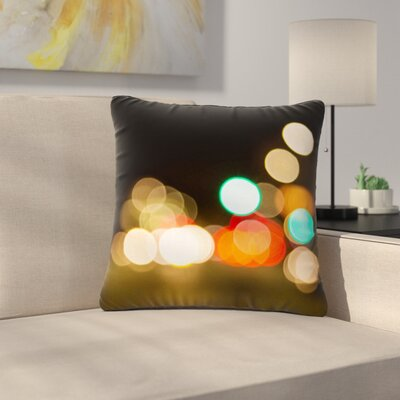 Juan Paolo Little Tokyo Outdoor Throw Pillow Size: 18 H x 18 W x 5 D