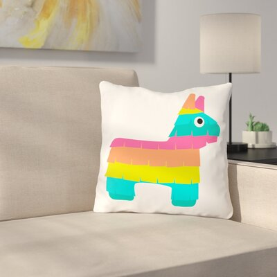 Speakman Pinata Throw Pillow Size: 16 x 16