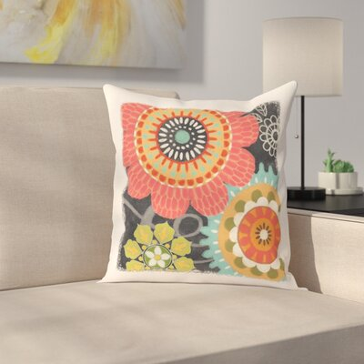 Omri Floral Pillow Cover