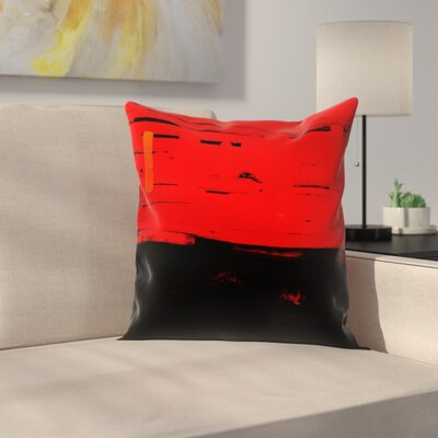 Kasi Minami Long Time to Tomorrow3 Metro Throw Pillow Size: 20 x 20