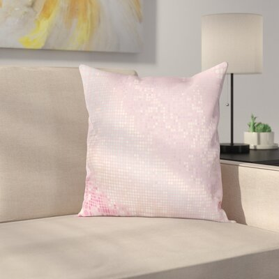 Modern Stain Resistant Pillow Cover Size: 24 x 24