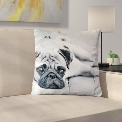 Hursey Cotton Throw Pillow