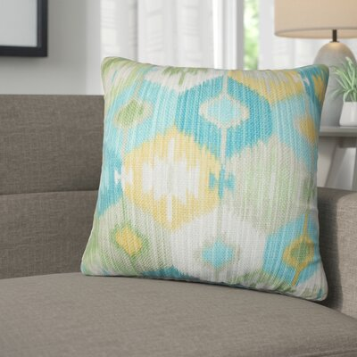 Joslyn Geometric Cotton Throw Pillow