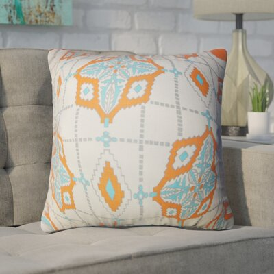 Wynsum Geometric Cotton Throw Pillow