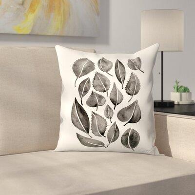 Cat Coquillette Fall Leaves Throw Pillow Size: 20 x 20