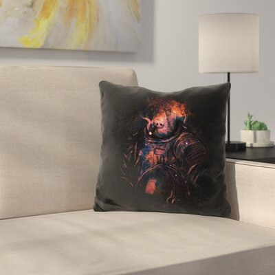 Mission Accomplished Throw Pillow
