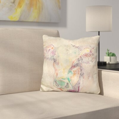 Farm Collage II Throw Pillow