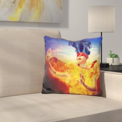 Suspense Throw Pillow