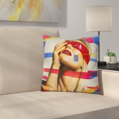 Soul and Body Throw Pillow