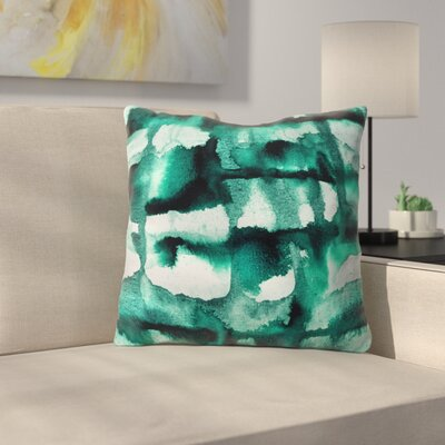 Elisabeth Fredriksson Throw Pillow Size: 18 x 18