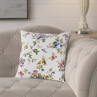Arrington Cotton Pillow Cover